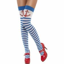 Sailor/Nautical Stockings